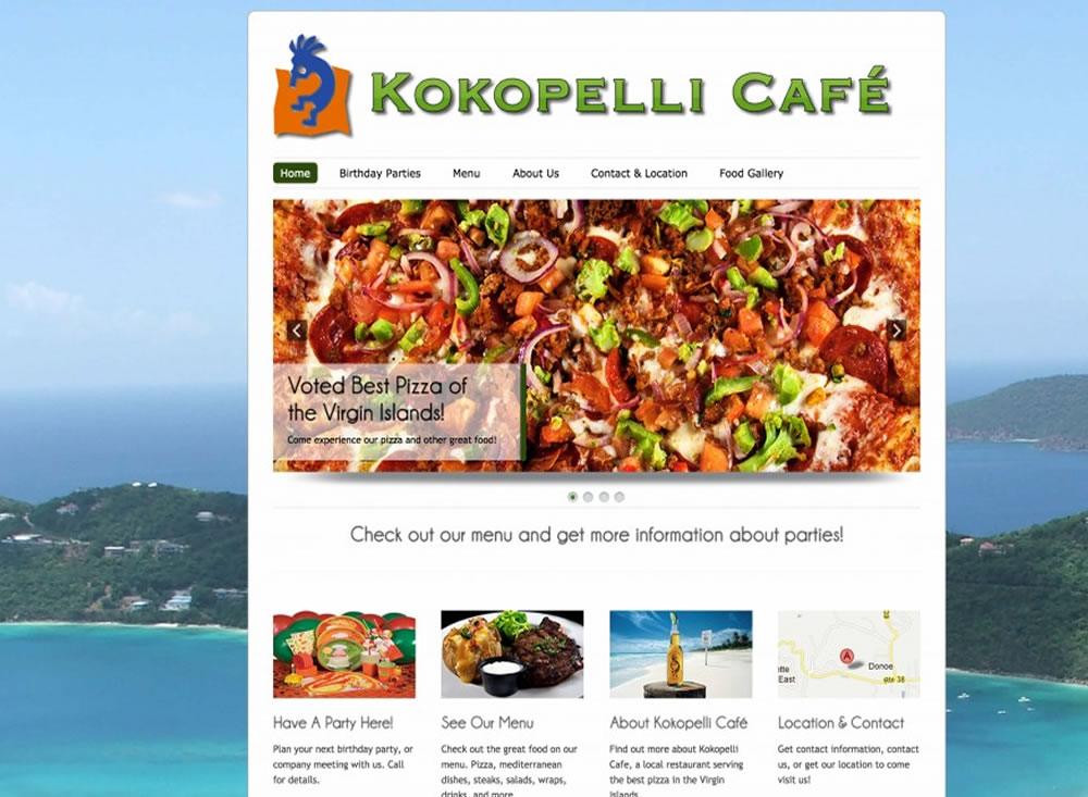 Kokopelli Cafe