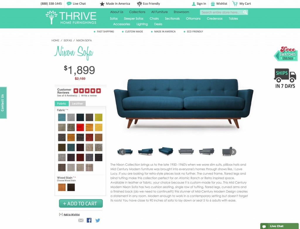 thrivefurniture